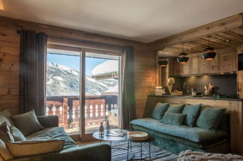 Luxury chalet Meribel